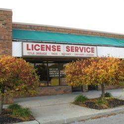 License Agency #3- BMV