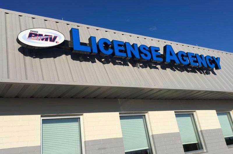 License Agency- BMV