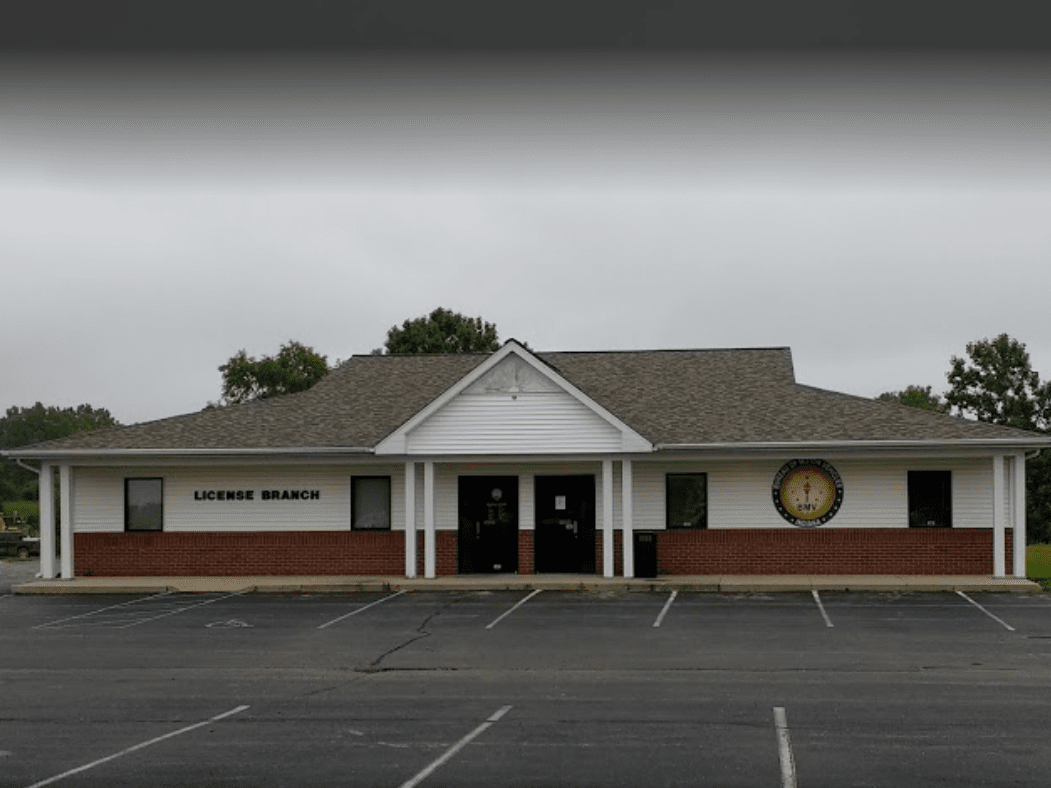 BMV License Agency (Delphi)