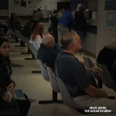 Oakland DMV Office