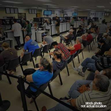 DMV Customer Service Center